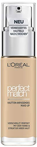 L'Oréal Paris Perfect Match Foundation
