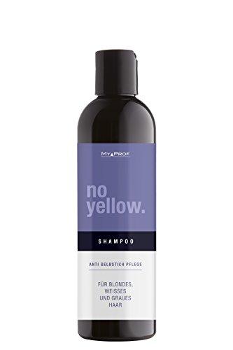 Silbershampoo no yellow der Marke MyProf