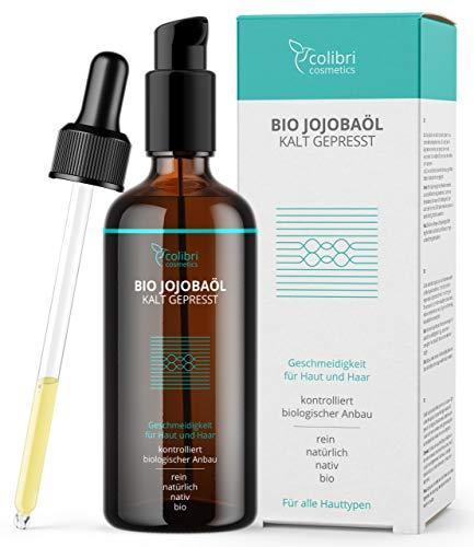 colibri cosmetics Bio-Jojobaöl