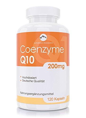 Alaparella Elements Coenzyme Q10 Kapseln