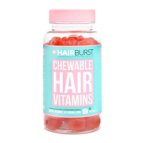 Kautabletten-Vitamine von Hairburst