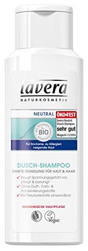 lavera Neutral Dusch Shampoo