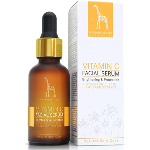 Vitamin C Serum von Mother Nature Cosmetics