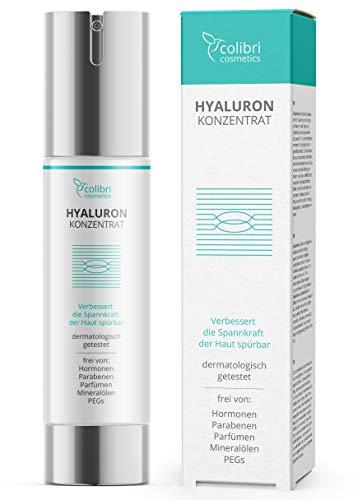 Colibri cosmetics – Hyaluronsäure Konzentrat Gel