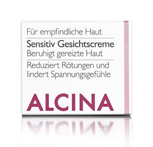 Sensitiv Gesichtscreme von Alcina