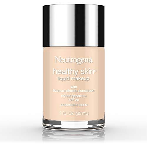 Neutrogena Cosmetics Healthy Skin Liquid Foundation