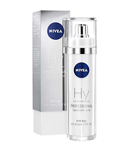 NIVEA PROFESSIONAL Hyaluronsäure CC Cream LSF 15