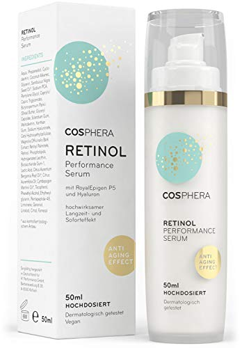 Cosphera Retinol-Performance Serum