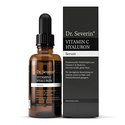 Vitamin C Hyaluron Serum von Dr. Severin