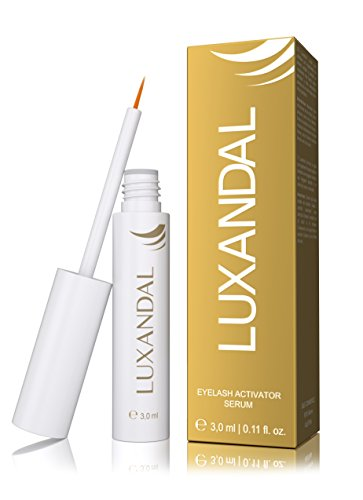 Eyelash Activating Serum von Luxandal
