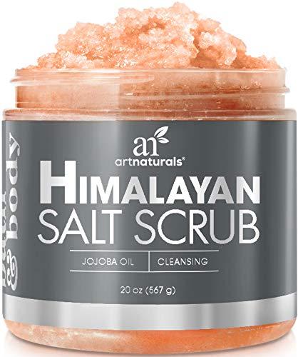 ArtNaturals Himalaya-Salz Körper-Peeling Scrub