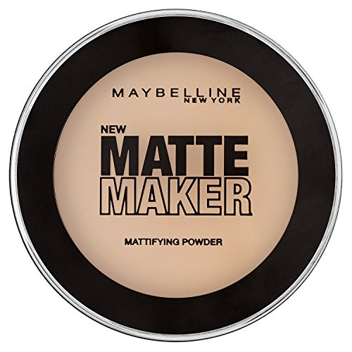 Maybelline New York Matte Maker Puder