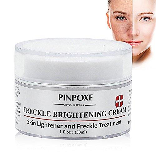 PINPOXE Whitening Cream bei Altersflecken und Dunklen Flecken