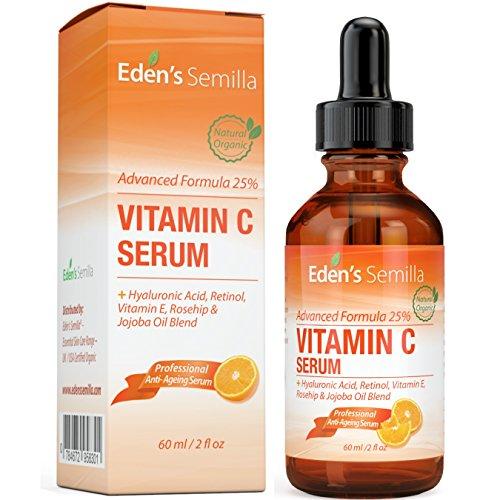 Vitamin C Serum von Eden´s Semilla