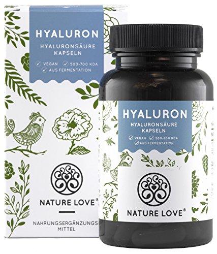 Nature Love Hyaluronsäure Kapseln