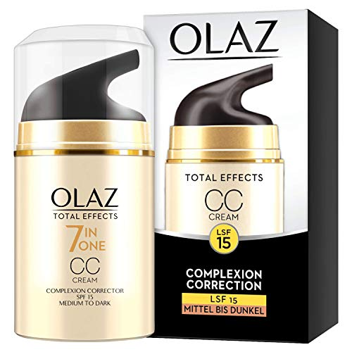 Olaz Total Effects 7-in-1 CC Cream mit LSF 15