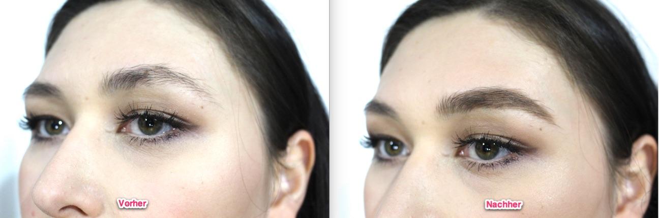 Wunderbrow Augenbrauengel Test