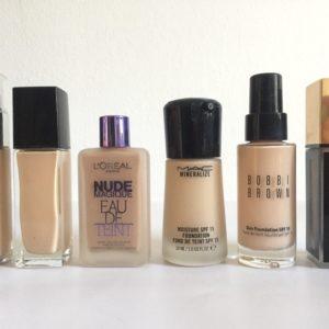 12 Foundations zur Grundlage für jedes Make-up (Ultimative Kaufberatung)