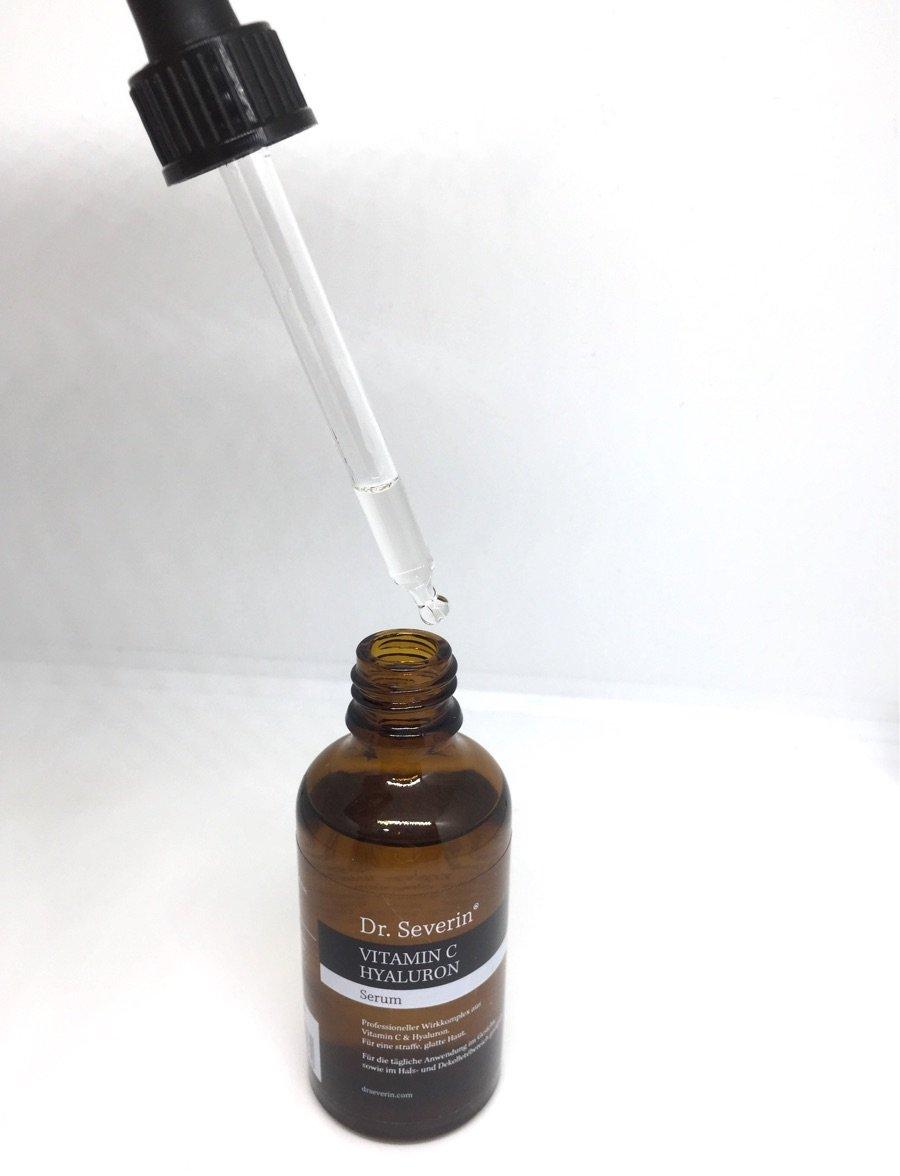 Vitamin C Serum Anwendung