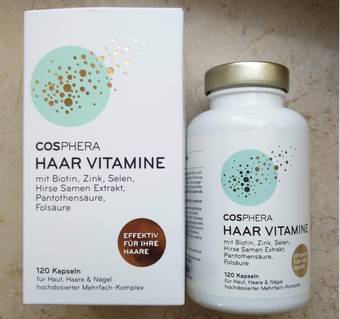 Cosphera Haar Vitamine Im Test Meine Erfahrungen Bewertung