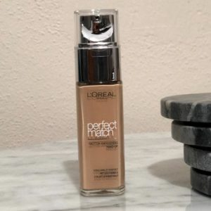 L'Oréal Paris Perfect Match Foundation Test