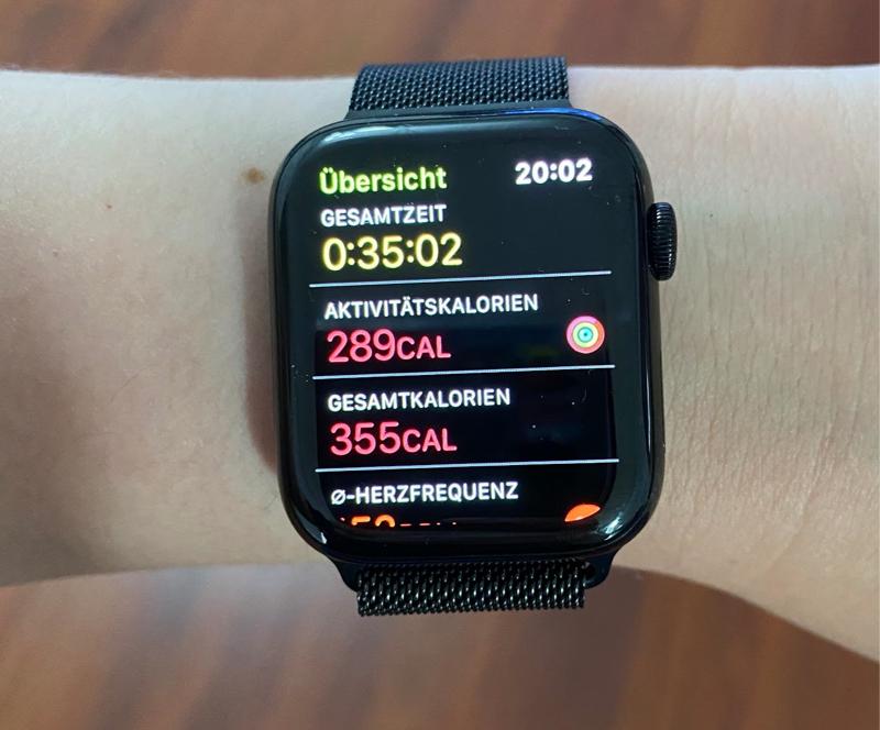 Beat Saber Apple Watch